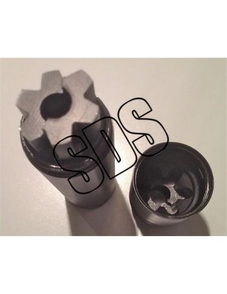 SILENCIEUX A-TEC 9mm