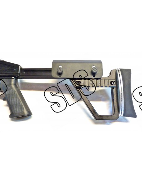 Option rail picatinny de crosse CZ455 PRÉCISION