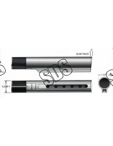 TUBE DE CROSSE COMMERCIAL M4 / AR15