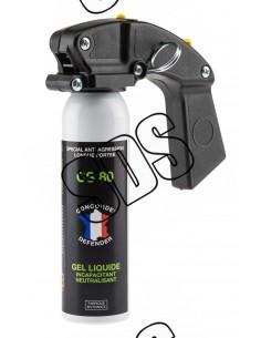 Aérosol GEL CS 80 100 ml avec poignée