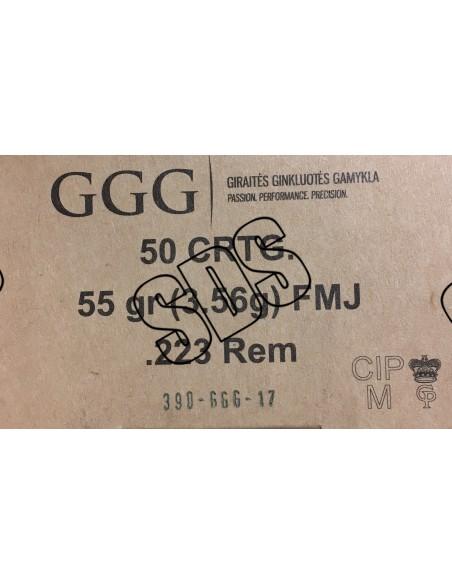.223 GGG 55gr