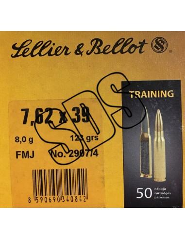 7.62X39 Sellier Bellot
